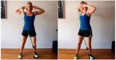ejercicios con ligas para abdomen mujeres facil 237 simos ejercicios con liga para lucir un abdomen de envidia yo amo los zapatos