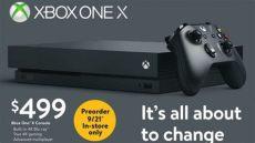 xbox one s precio mexico walmart walmart comienza la venta de xbox one x 187 muycomputer