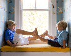foosites kids footsie by mclaughlin