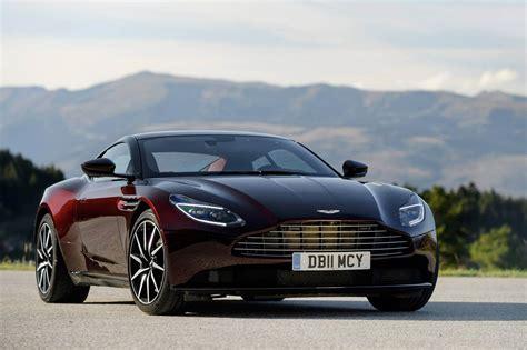 Aston Martin Db11 Infotainment
