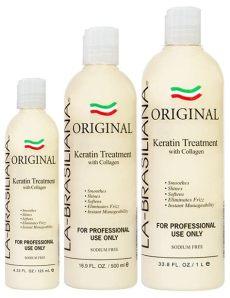 la brasiliana keratin treatment trial intro pack zero keratin treatment creative concepts