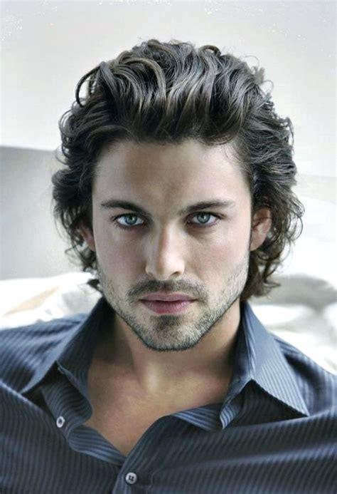 60 medium length hairstyles men improb