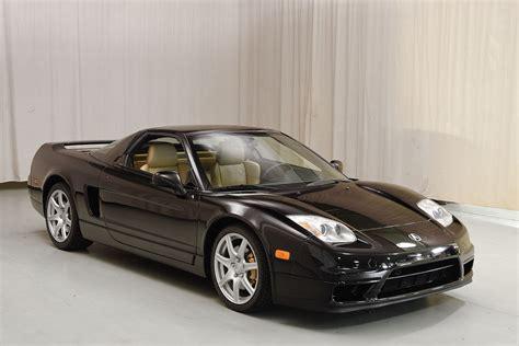 2003 acura nsx targa sold hyman classic cars