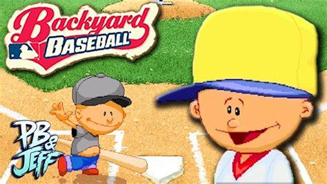 pablo mvp backyard baseball part 1 humongous entertainment