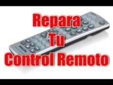 como reparar un control remoto como reparar o arreglar un remoto gastar dinero