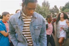 guess asap rocky uk a ap rocky partners with guess originals on a capsule collection of archival classics complex