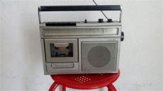 radiograbadora panasonic radiograbadora panasonic vintage rx 1354 funcionando 1 300 00 en mercado libre