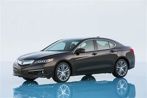 2015 acura tlx technical specifications data engine dimensions