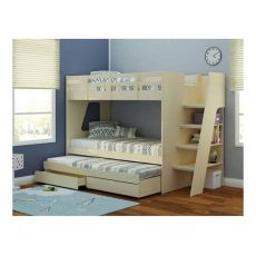 literas de 3 camas para ninas litera de 3 camas m 225 s 2 colchones 8 990 00 en walmart mx kid beds bunk bed with