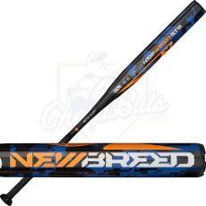 2018 demarini newbreed gts slowpitch softball bat end loaded usssa wtdxnbu 18 - Demarini New Breed Reviews