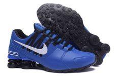 nike shox 2017 mens shox avenue running nike chaussures 2017 gem blue nike shox rival