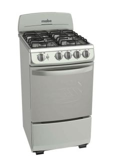 estufas mabe 4 quemadores precios mabe estufa de piso a gas con 4 quemadores em5142bsis0 plata