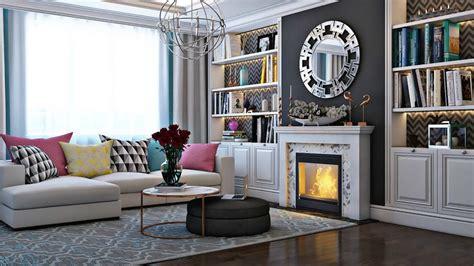 modern living room interior interior design home decor