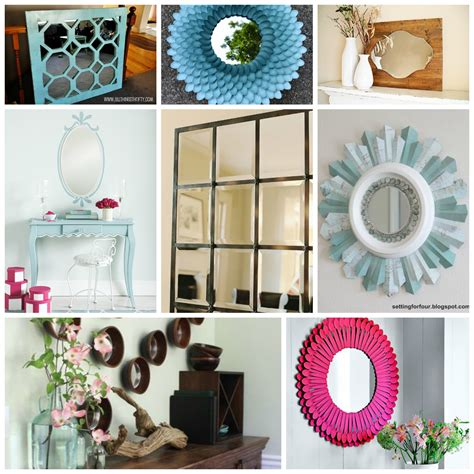 mirror decorating ideas fotolip rich image wallpaper