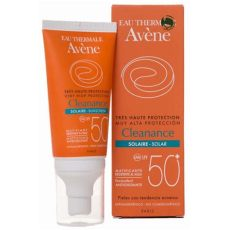 avene cleanance sunscreen cosdna avene solar cleanance spf 50 50 ml