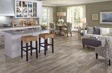 vinyl plank flooring kitchen pictures vinyl plank flooring pros and cons expert tips