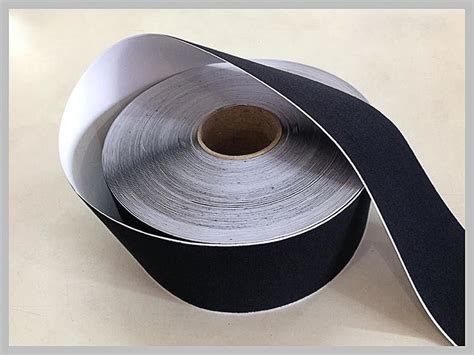 black soft thin double sided velcro history adhesive