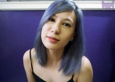 omgluie hair dye review pravana chromasilk vivids in silver - Pravana Chromasilk Vivids Silver Review