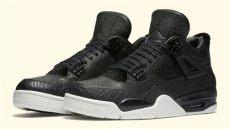 jordan 4 premium pony air 4 premium black release date sneaker bar detroit