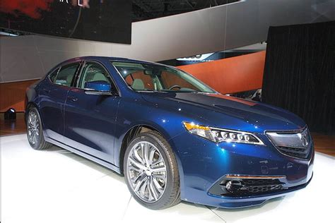 2015 acura tlx priced starting 30 995 rated