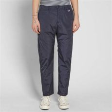 chion x beams track pant navy end - Chion X Beams Nylon Track Pant