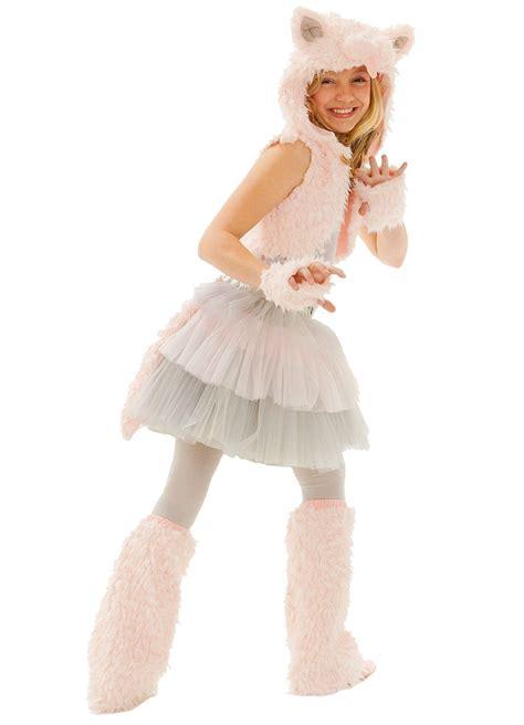 grace kitty child costume buycostumes tween costumes halloween