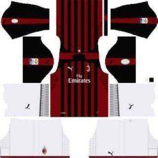 kit dls ac milan 2014 kits milan league soccer 2019 dls mejoress