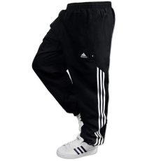 adidas bottoms mens adidas ad woven sting mens pant tracksuit bottoms track cuffed black