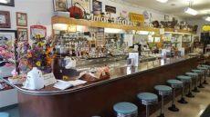 seda shoo chocolate soda counter picture of wittich s shop circleville tripadvisor