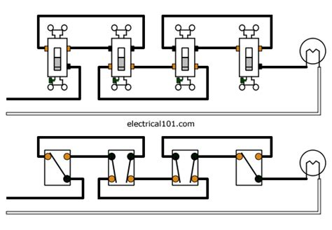 4 switches electrical 101