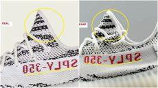 yeezy boost 350 v2 zebra fake vs real yeezy boost 350 v2 zebra legit check yeezy bot reviews