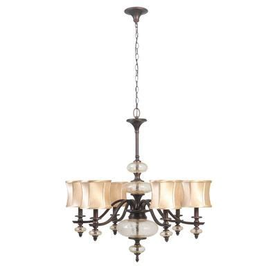 world imports chambord collection 8 light 120 hanging