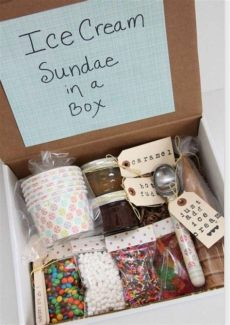 geschenkideen geburtstag freundin selbstgemacht geschenkideen fuer beste freundin eis selber machen geschenk box best