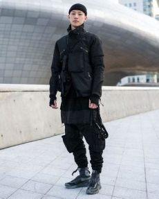 techwear fashion techwear apparel style guide 2019 ninjadark