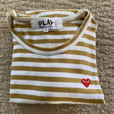 comme des garcons play shirt sizing comme des gar 199 ons play shirt size 10 m tradesy