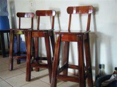 imagenes de bancos de madera para barra puntos basicos carpinteria bancos para barra