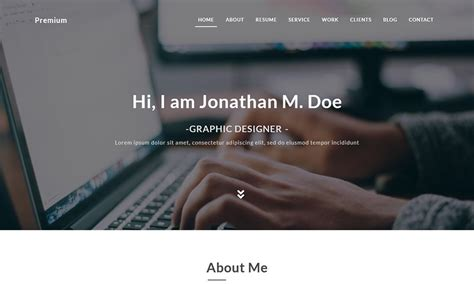 pin design nominees theme day html templates resume