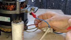 como conectar un capacitor a una bomba de agua como conectar un motor monofasico de 3 cables con capacitor rese 241 as motor