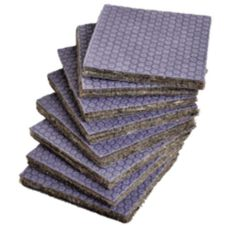 rug pad corner adds dura grip furniture grippers to product line - Pads To Stop Furniture From Moving