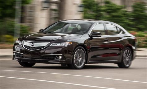 2015 acura tlx 6 sh awd test review
