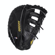 wilson a2000 ps base baseball glove 12 quot black walmart - Wilson A2000 First Base Glove Reviews