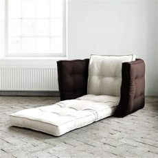 sillon individual convertible en cama lofty futon sill 243 n convertible nordic design