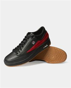 gosha fila sneakers gosha rubchinskiy x fila t 1 sneakers in black for lyst