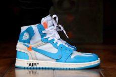 off white jordan 1 unc white air 1 unc powder blue aq0818 148 sneaker bar detroit