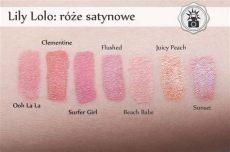 lily lolo doll face blush hedonizm eskapizm lilylolouk costasy pl beautyblogger swatches mineralmakeup makeup