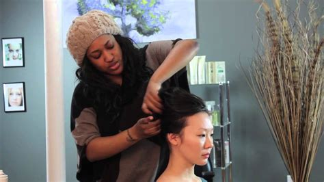 styles involving hair sculpting hair styling techniques youtube