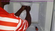 porque la nevera bota agua por debajo nevera nedoca que bota agua por el compartimiento de abajo como se repara escarcha