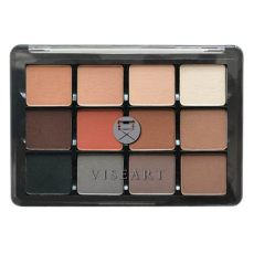 viseart palette uk viseart slimpro neutral matte eye palette 01 viseart