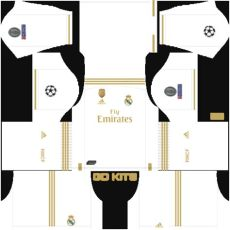 kit real madrid 19 dls chions league kits real madrid uefa chions league 2019 2020 dls fts 15 get the real madrid uefa chions