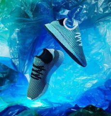 adidas plastic bottle shoes how adidas turns plastic bottles and waste into shoes techeblog